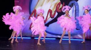 Topless Showgirls