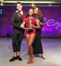 Sheer talent nationals 2016 2
