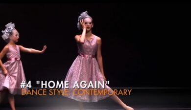 Abbys Top Ten Dances - 4 Home Again - Ally Serigne