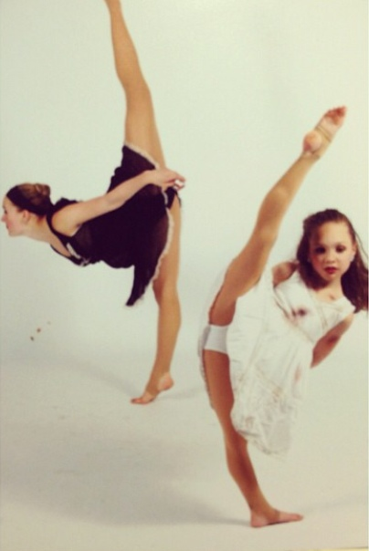 Image - Brittany Maddie Miracle Worker photoshoot.jpg   Dance Moms ...