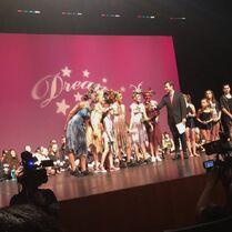 704 Group at awards