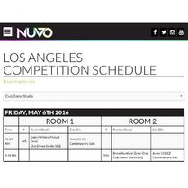 624 Nuvo schedule