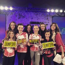 ALDC solo placings at Jump 13Feb2015