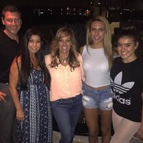David Kira Jill Charlotte Kalani - Vertes in Arizona for ASU 2015-06-09