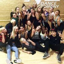 624 Girls at studio
