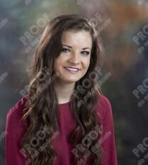 Brooke Graduation headshot