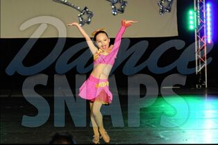 Maddie Ziegler - Sunshine and Lollipops - DEA Pittsburgh 13March2010