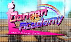 Dangan Academy Title