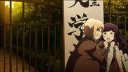 Imposter brought Tsumiki
