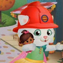 Katerina's halloween costume