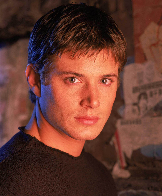 Jensen Ackles on dark angel