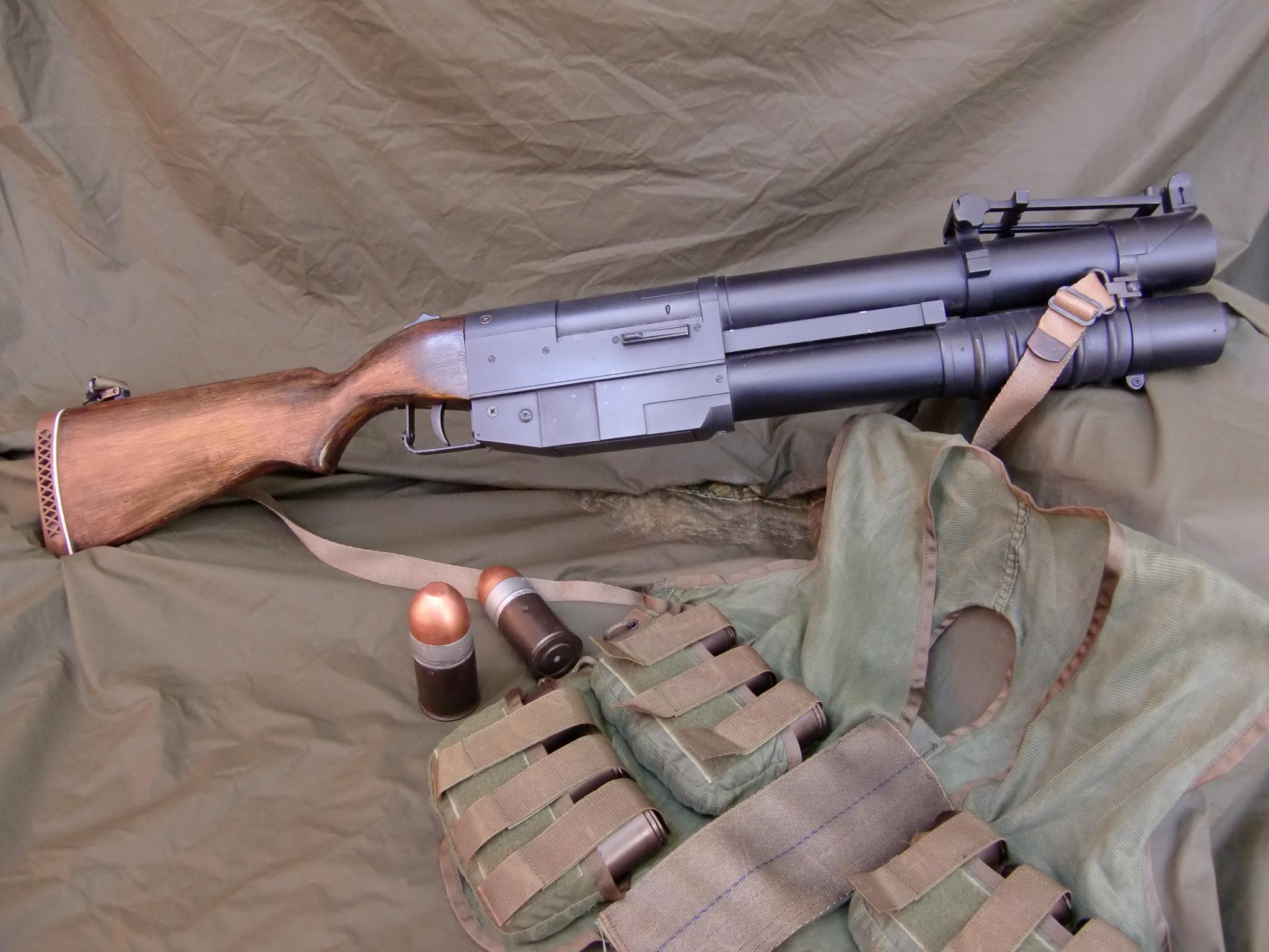 37mm Launcher Question - AR15 COM