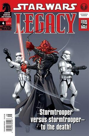 Star Wars Legacy Vol 1 4