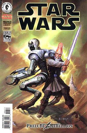 Star Wars Republic Vol 1 6