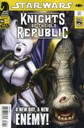 Star Wars Knights of the Old Republic Vol 1 36