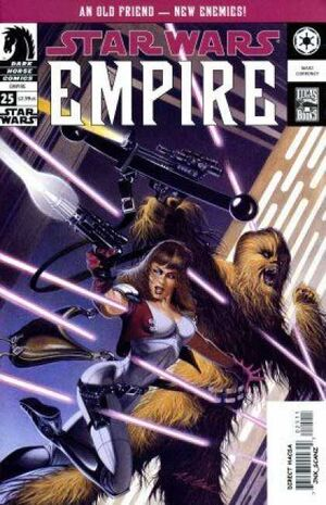 Star Wars Empire Vol 1 25