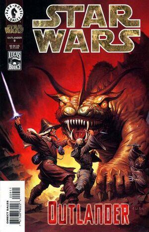 Star Wars Republic Vol 1 9