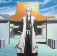 Captain Gin Ichimaru
