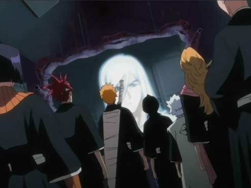 File:Ukitake informs Hitsugaya and his team.png