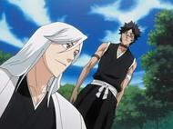 Ukitake and Shuhei
