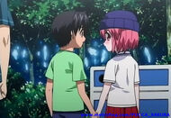 Lucy and Kouta