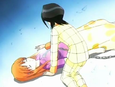 File:Rukia heals Orihime.png
