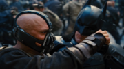 Bane vs Batman DKR