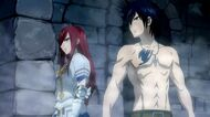 Erza and Gray comeback