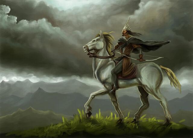 File:Four Horsemen Conquest by TaekwondoNJ.jpg