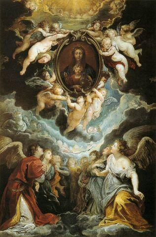 File:Peter Paul Rubens - The Madonna della Vallicella Adored by Seraphim and Cherubim - WGA20427.jpg