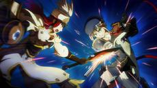 Tsubaki vs Noel