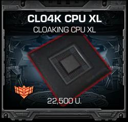 CL04K CPU XL
