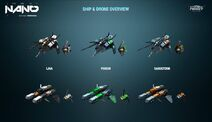 Project Nano Designs