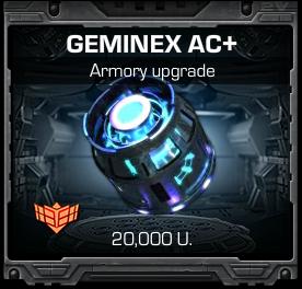 GEMINEX AC+