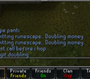 Quitting Runescape scam
