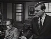 Frank Garner's Collinsport law office 1967 ep148