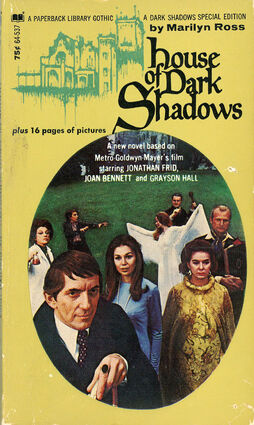 House of Dark Shadows novel