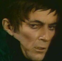 Remorseful Barnabas.