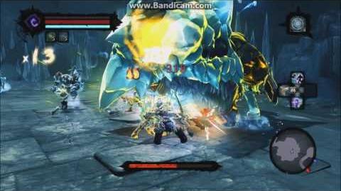 Darksiders 2 Frostbone Gigant Apocalptic