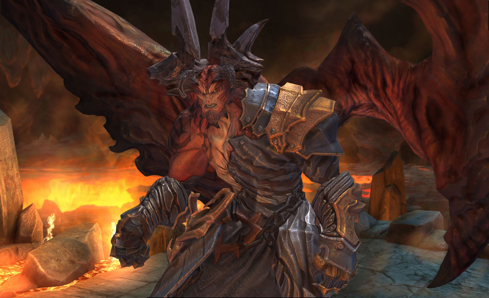Samael | Darksiders Wiki | FANDOM powered by Wikia
