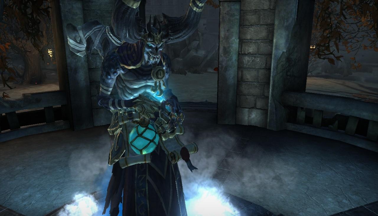 Image - Vulgrim In-game.jpg | Darksiders Wiki | FANDOM ...  Image - Vulgrim...