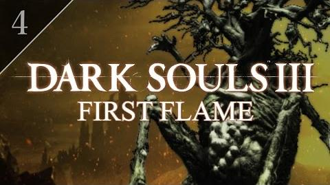 Dark Souls III First Flame (4) - Undead Settlement & Curse-rotted Greatwood