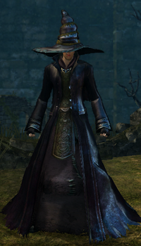 Witch Set Male