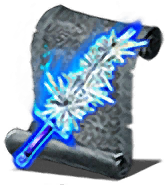 Sorc Crystal Magic Weapon