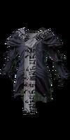Leydia Black Robe