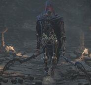 Sickle skeleton