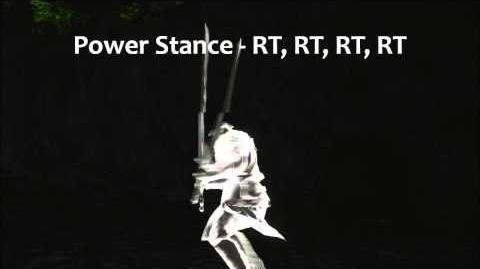 Dark Souls 2 Lost Sinner's Sword Tutorial (dual wielding w power stance)