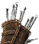 Dragonslayer arrow