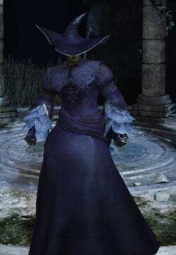Black Witch Set