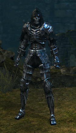 Dark set male